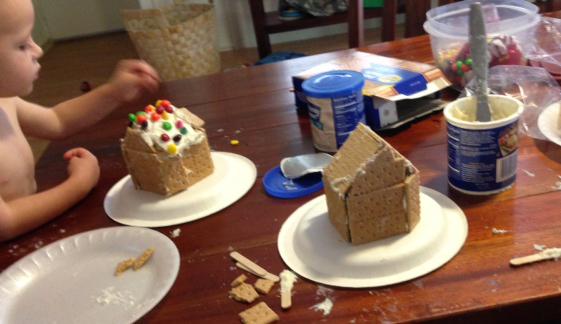 John making house