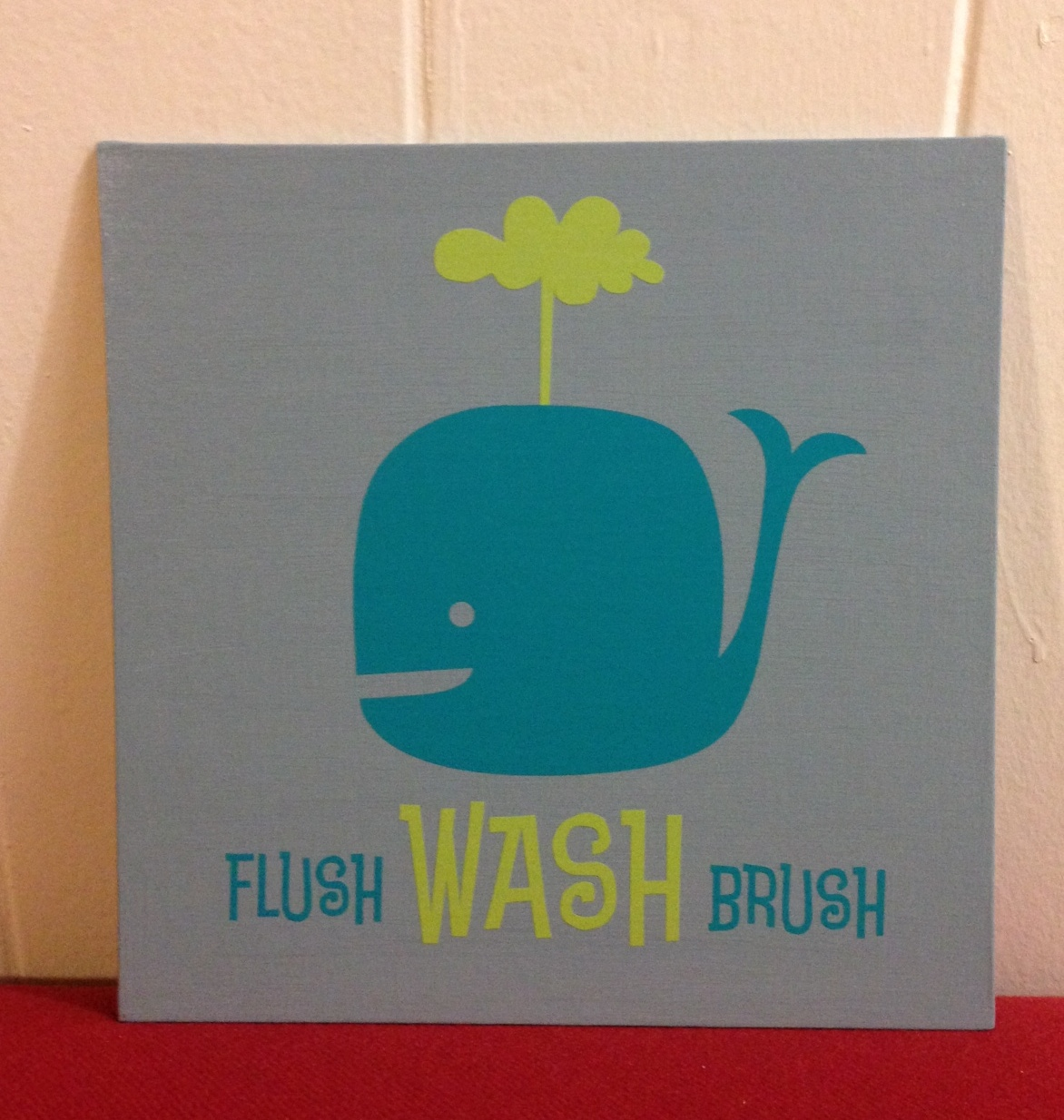 Flush Wash Brush