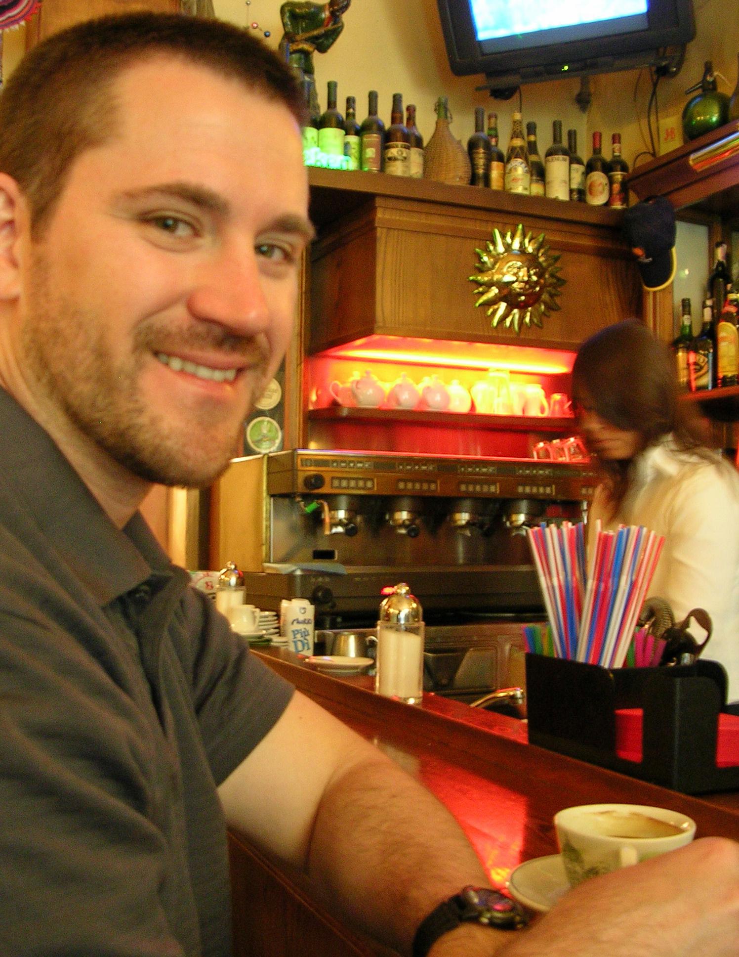 V italy coffee