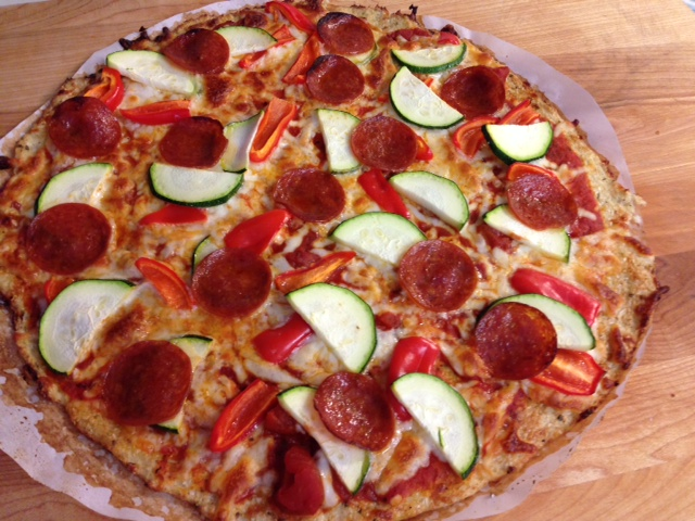 pizza trial two