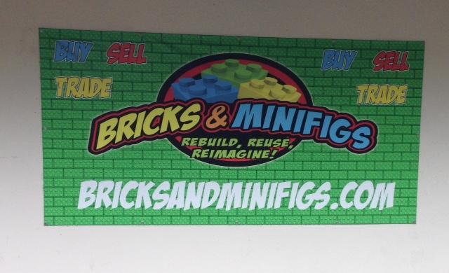 bricks sign