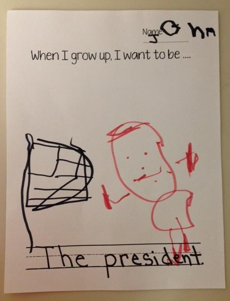 John for president