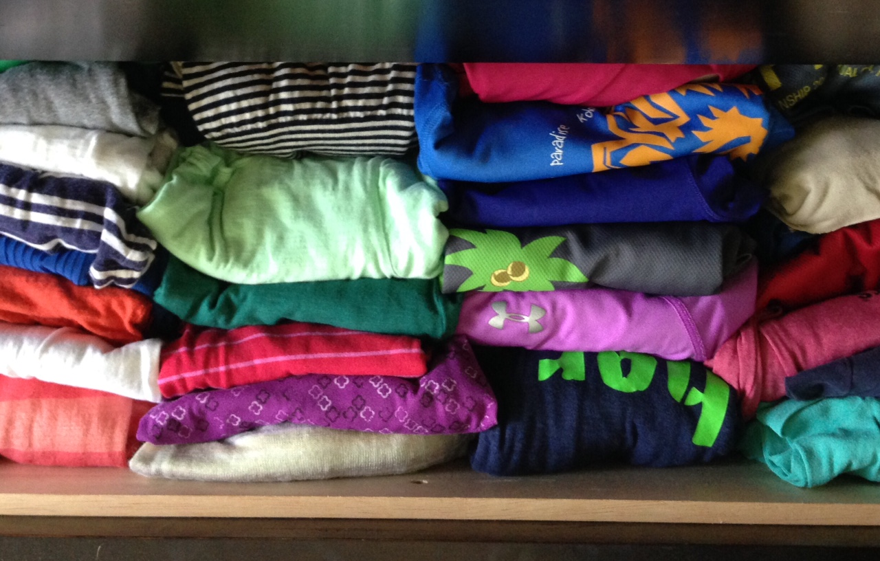 My drawer