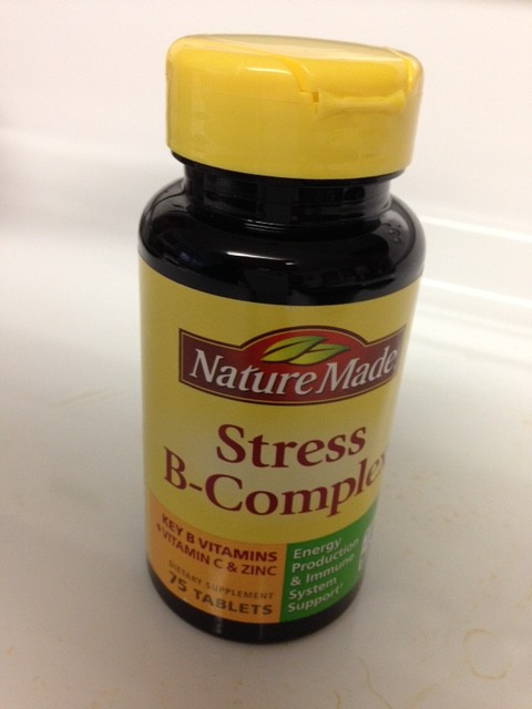 B stress