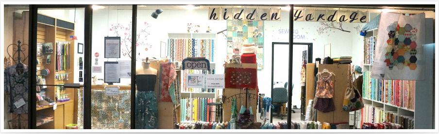 Hidden Yardage