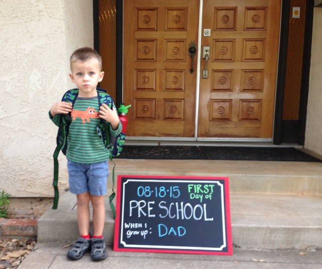 J first day