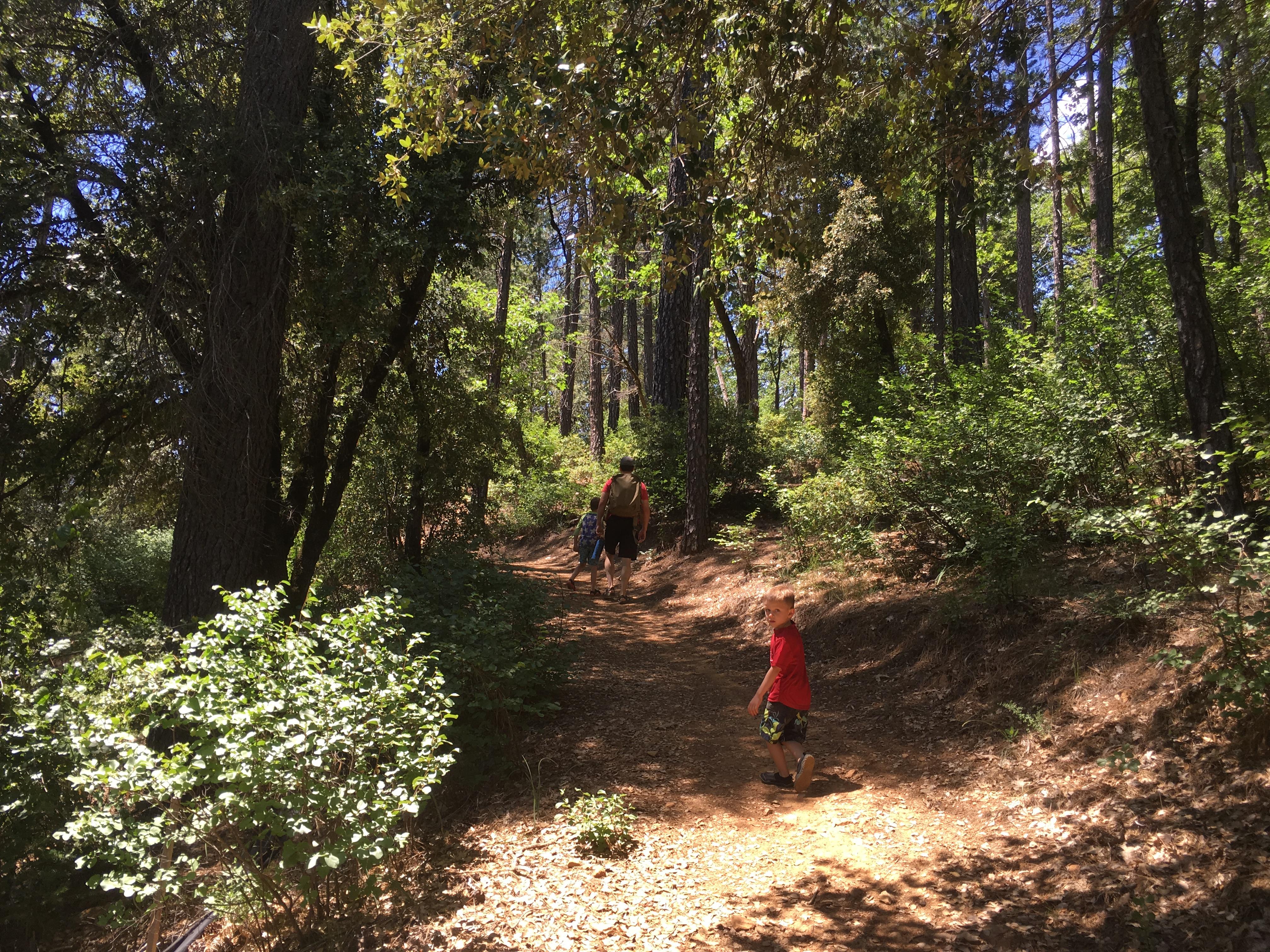 hike portion