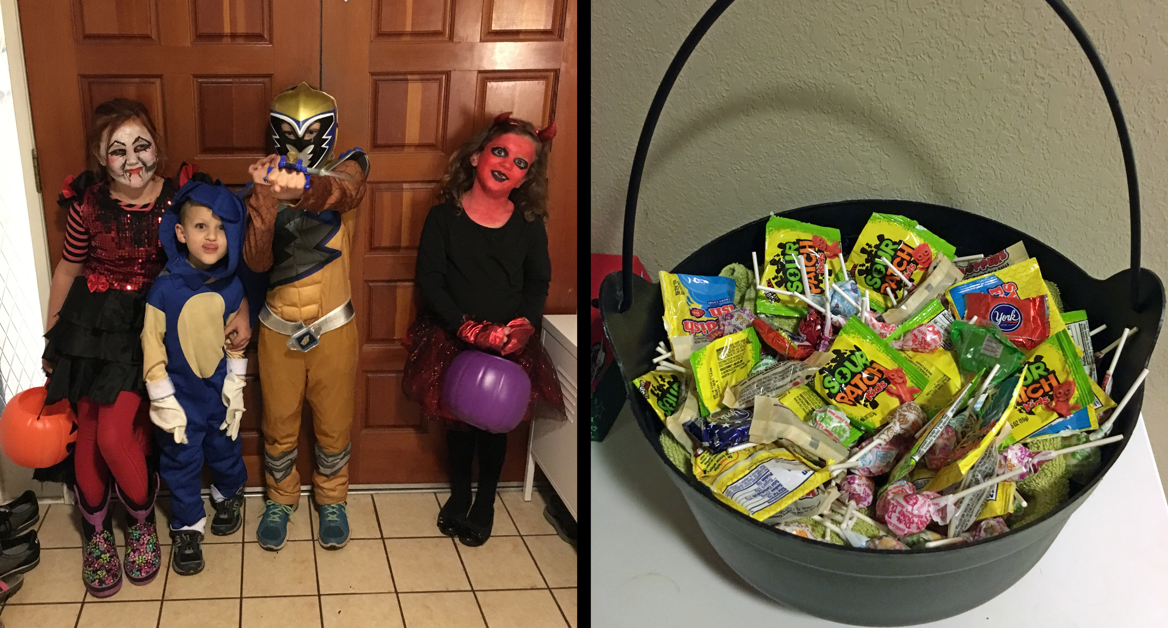 trick-or-candy